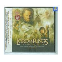正版包发票 指环王3王者归来电影原声大碟 CD