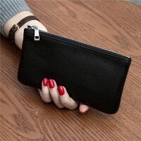 超薄长款女钱包零钱包拉链包手机包女式手拿包男简约