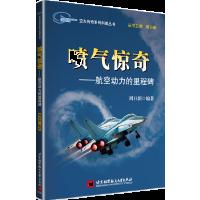 空天传奇系列科普丛书:喷气惊奇――航空动力的里程碑
