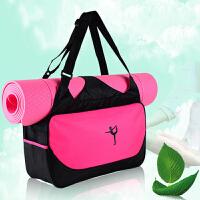 物有物语 瑜伽垫包 男女健身包防水多功能大容量背包运动旅行加厚包袋个性简约时尚健身