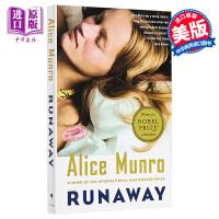 【中商原版】Runaway 逃离 英文原版小说英文版 艾丽丝门罗 Alice Munro 诺贝尔文学奖 英文原版进口书籍