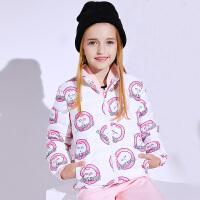 【2件3折到手价:159】小猪班纳童装女童轻薄羽绒服儿童短款保暖外套