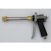 全铜扇形枪头高压清洗机洗车机配件280型380型洗车泵高压喷枪水枪