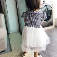 婴儿裙子宝宝9个月休闲外出衣服春装新生儿春季连衣裙款1岁