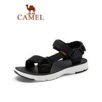 camel骆驼男鞋2019夏季新品户外沙滩鞋男潮休闲轻便防滑青年学生凉鞋男