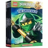 正版 Lego Ninjago Reader 乐高幻影忍者系列14册 英文原版 图画彩色童书 Scholastic 儿