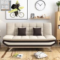 多功能沙发床可折叠拆洗两用小户型客厅1.8米三人1.5简约现代布艺定制