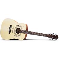 思雅晨吉他民谣吉他41寸吉他初学者吉他jita新手入门吉他乐器一生所爱套装