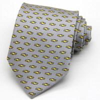 雪佛兰 4S店 男士领带 女士丝巾 经理领带 雪弗兰 雪佛兰黄色领带