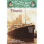 神奇树屋 英文原版 Magic Tree House Research Guide #7: Titanic: A No