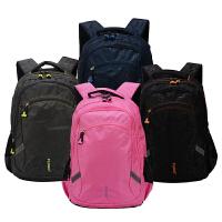 FLOMO 富乐梦 CL-303D深蓝色 中小学生中高年级书包减负护脊休闲双肩包 当当自营