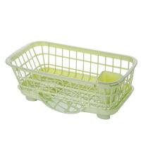 厨房控水筐 厨房多功能置物架 沥水架 碗柜架 碗碟滴水收纳架 餐具整理架