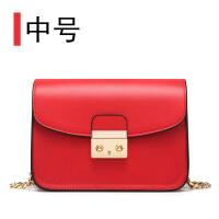 包包女单肩包斜挎包小包夏季新款韩版时尚百搭链条小方包