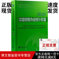 2020中国贸易外经统计年鉴-正版现货