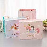 开学公主学习生日大礼包可爱学生12件文具套装礼盒儿童礼物奖品