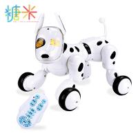 儿童玩具男孩仿真智能电动遥控机器狗小狗会走路说话4岁唱歌跳舞