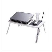 笔记本电脑桌床上折叠本 小书桌子懒人桌带风扇散热器 XP5101