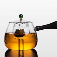 全自动玻璃煮茶器小青柑专用茶具煮茶炉耐高温煮茶壶电热陶炉家用