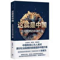 正版 这就是中国 走向世界的中国力量 张维为著 张维为教授用脍炙人口的观点建立原创性极强的话语体系 中国政治书籍