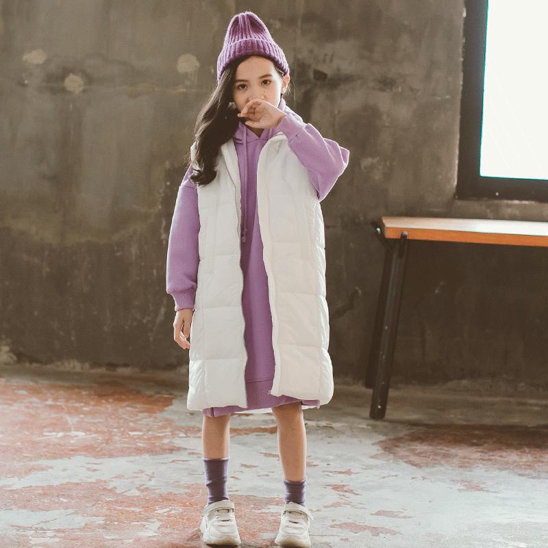 女童冬装套装时尚7儿童9秋冬季12洋气时髦13加绒15岁童装