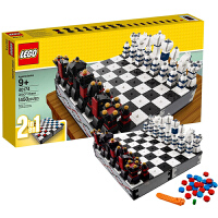 【当当自营】LEGO乐高 国际象棋套装 40174 小颗粒积木玩具