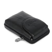 4.5寸5.5寸6.5寸手机腰包穿皮带牛皮户外小包男包竖款潮