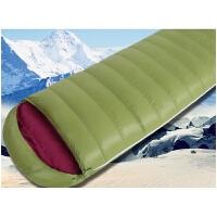 厂家直销 轻薄面料 羽绒 信封 户外野营 睡袋 填充400克-1500克新品