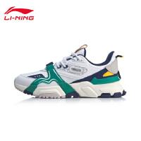 李宁休闲鞋男鞋2020新款001 征程支撑时尚经典鞋子男士低帮运动鞋