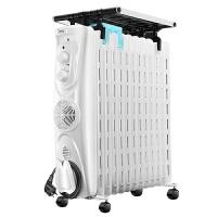 美的(Midea)NY2513-17EW油汀取暖器电暖器暖风机两用电暖气家用13片