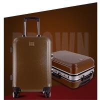 拉杆箱万向轮磨砂铝框拉杆箱万向轮22寸行李箱男女26寸旅行箱20寸24寸登机箱包