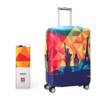 行李箱套弹力箱套行李箱保护套拉杆箱套子加厚耐磨现货可定制