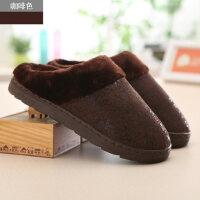 棉拖鞋中老年人款男士家居鞋老人室内防滑居家保暖鞋