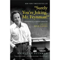 英文原版 Surely You're Joking, Mr. Feynman! 别闹了费曼先生
