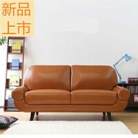 欧式简约住宅家具小户型美式客厅创意二艺沙发定制