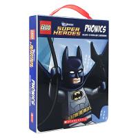 Lego DC Universe Super Heroes Phonics  超级英雄系列乐高拼读盒装