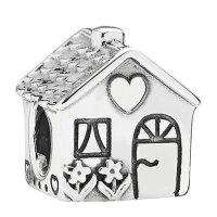 潘多拉Pandora 甜蜜家园DIY珠子纯银791267