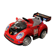 儿童电动车 四轮可坐玩具汽车 小孩带遥控童车