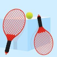 高强型儿童网球拍 宝宝户外3-6周岁网球拍羽毛球拍宝宝运动玩具