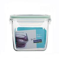 三光云彩Glasslock韩国进口1000ml钢化玻璃保鲜盒 RP528/MCRD-102