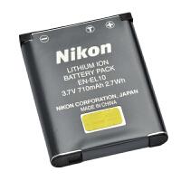 包邮支持礼品卡 尼康 原装 EN-EL10 电池 S200 S210 S220 S230 S570 S500座充 S5