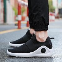 夏季男鞋子男士板鞋韩版潮流休闲鞋透气运动鞋学生百搭轻便跑步鞋