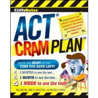 CliffsNotes ACT Cram Plan (Cliffsnotes Cram Plan) CliffsNot