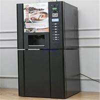 共享全自动自助扫码投币咖啡机商用售卖冷热饮料机奶茶速溶一体机 +微信