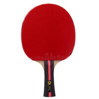 729一星乒乓球拍 1星乒乓球拍 彩柄 直/横 训练球拍