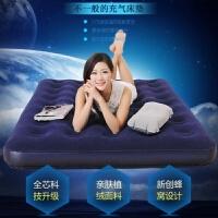 充气床气垫打气沙发双人可折叠懒人家用冲汽床垫加厚情侣单人新品