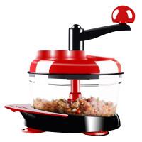 【新品特惠】家居日用品厨房用具小百货店生活神器懒人实用居家用家庭日常东西 【红色】
