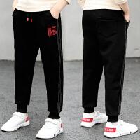 中大童时尚儿童休闲韩版10-15岁男孩长裤潮流10男童裤子