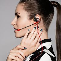 电脑耳机 带麦入耳式台式耳麦手机电竞游戏头戴式绝地求生笔记本 挂耳式重低音炮运动带话筒网咖合立 V6