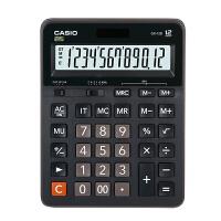 CASIO卡西欧GX-12B太阳能12位数计算器 台式商务办公财务