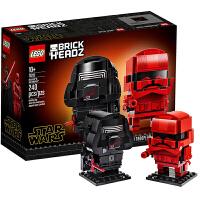【当当自营】LEGO乐高 方头仔系列 星球大战 凯洛・伦和西斯冲锋队员 75232